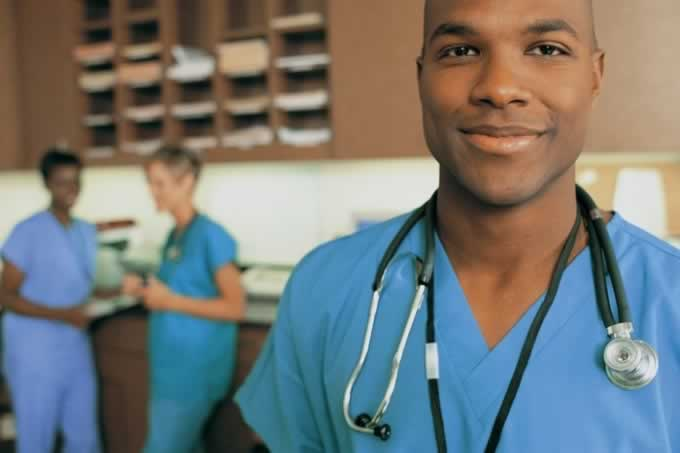 It's National Nurses Week: A Voice to Lead — Nursing the World to Health