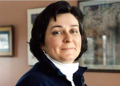 OPSEU/SEFPO President Leah Casselman