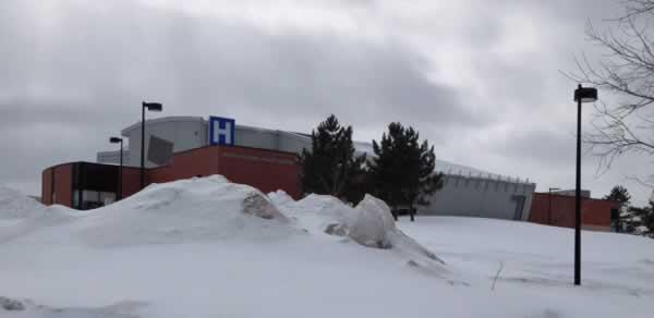 Photo of  Dryden Regional Health Centre