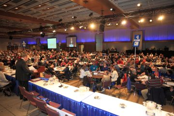 Convention Update Day 2 - May 9, 2014