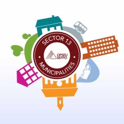 OPSEU Municipalities logo