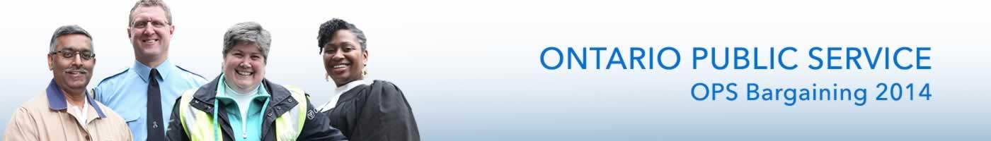 OPS Bargaining 2014