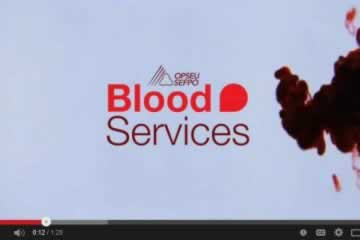It's all about blood safety