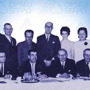 History of OPSEU