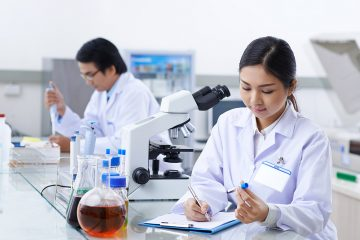 Saluting our medical lab professionals