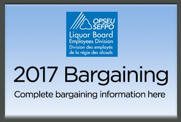 2017 LBED Bargaining: Complete Bargaining Information here