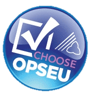 I choose OPSEU logo on a button