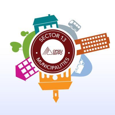OPSEU Sector 13. Municipalities.