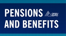 OPSEU Pensions and Benefits