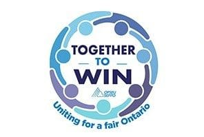 Together to Win: uniting for a fair Ontario