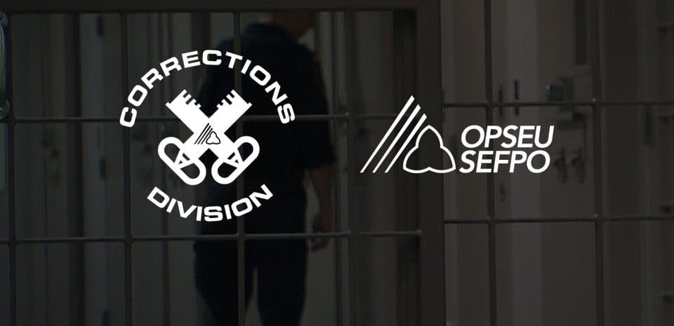 Hamilton public health must make vaccination for Corrections workers a priority: OPSEU/SEFPO