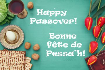 On Passover let's all pause to reflect on how we can help each other