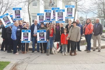 Napanee residents fight to save addiction and mental health services