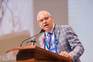 Thomas elected to record seventh term as OPSEU President