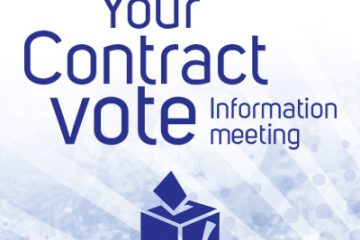 Vote Locations - OPS Bargaining Contract for the Central/Unified