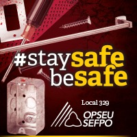 OPSEU Local 329 #StaySafeBeSafe