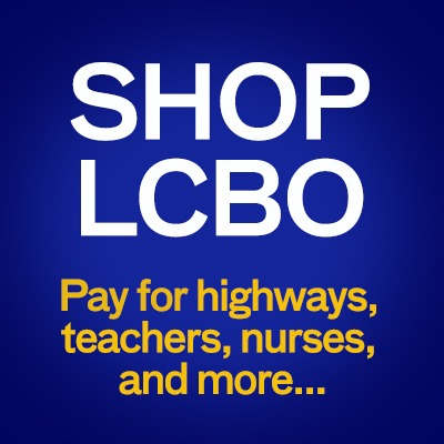 Members picket outside LCBO in North Bay