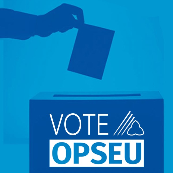 Vote OPSEU
