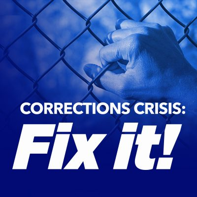 'Build the new jail in Thunder Bay – right now': OPSEU