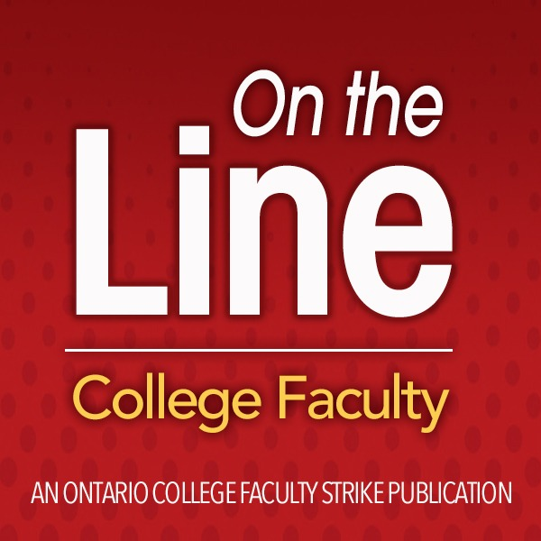 The social movement continues - On the line: College Faculty Strike Bulletin #6