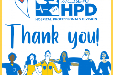 OPSEU Celebrates 2nd Annual Health Professionals' Week: June 17-21, 2019