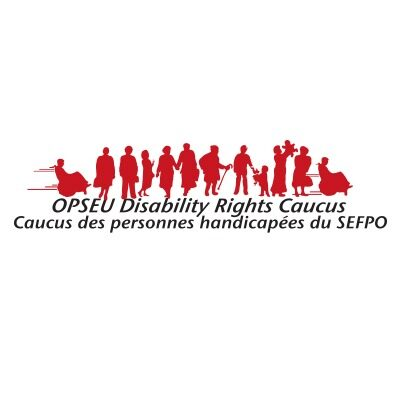Disability Rights Caucus Call to Action for Throne Speech