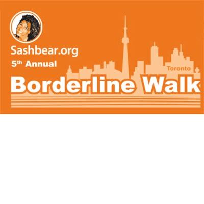 Sashbear.org - 5th Annual Borderline Walk Toronto
