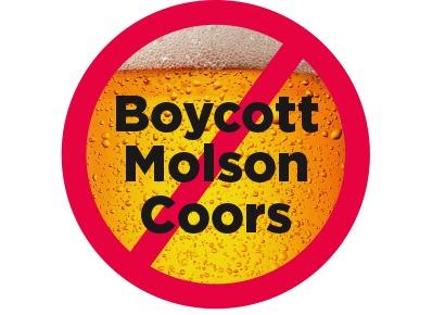Boycott Molson Coors