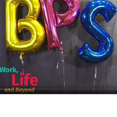 BPS Conference Balloons