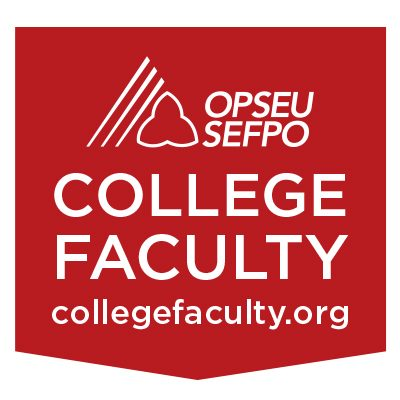 OPSEU College Faculty - collegefaculty.org