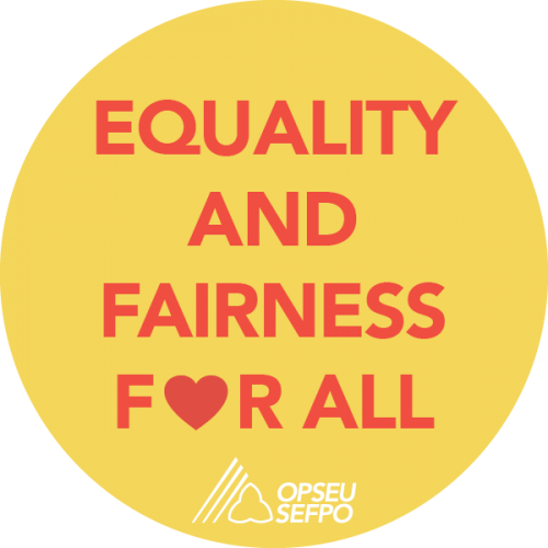 Equality and Fairness for All
