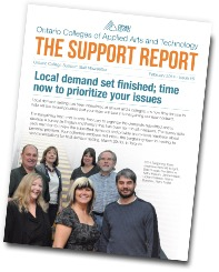 The Support Report cover February 2014