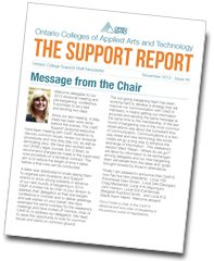 CAAT Support Report Newsletter - Issue 4 - November 2013