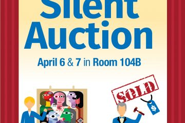 Convention 2017: Don't miss the Silent Auction!