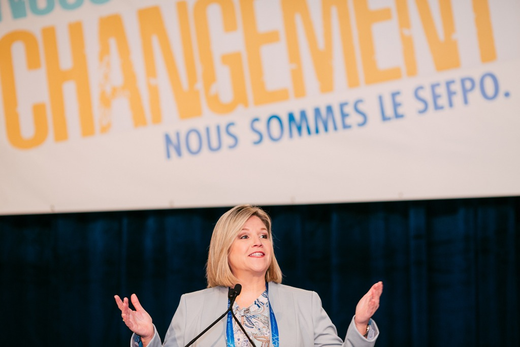 OPSEU Convention Day 2