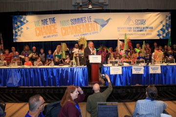 OPSEU Convention 2018 Photo Gallery: Day 3