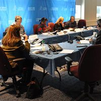 Thousands join OPS teletown halls