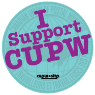 I Support CUPW