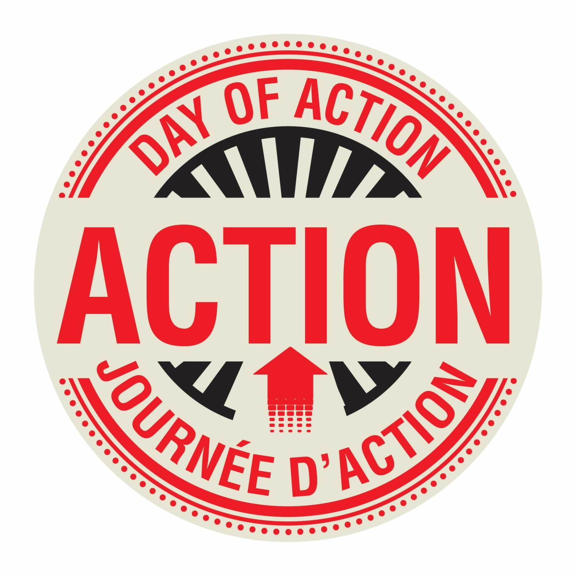 Day of Action - Journee d'action