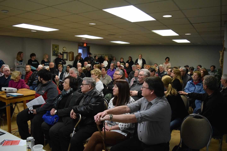 Belle River Community Meeting