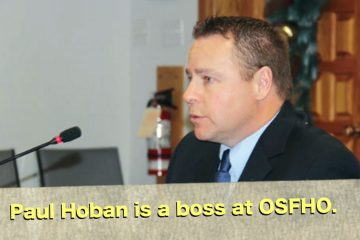 Bad, nasty bosses in Owen Sound