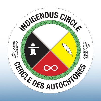 OPSEU Indigenous Circle Logo