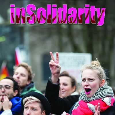 inSolidarity Newsletter, Volume 23, Number 4, Spring 2017