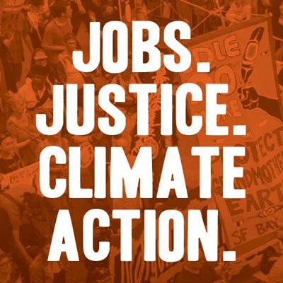 Jobs Justice Climate Action