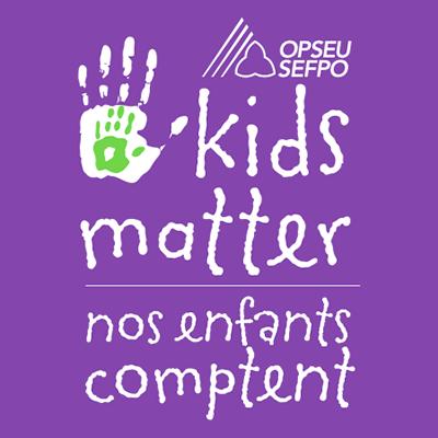 OPSEU Kids Matter - Nos enfants comptent SEFPO
