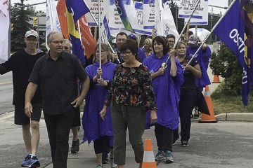 Thomas links Owen Sound, Thunder Bay health strikes