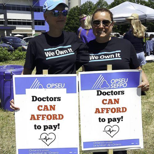 Local 276 Family Health Organization strike