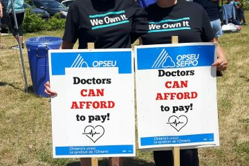 OPSEU President To Support Strikers In Owen Sound