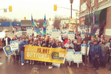 OPSEU President to attend weekend picket in Campbellford