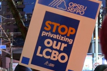 OPSEU members to march on LCBO headquarters for 'A Better LCBO'